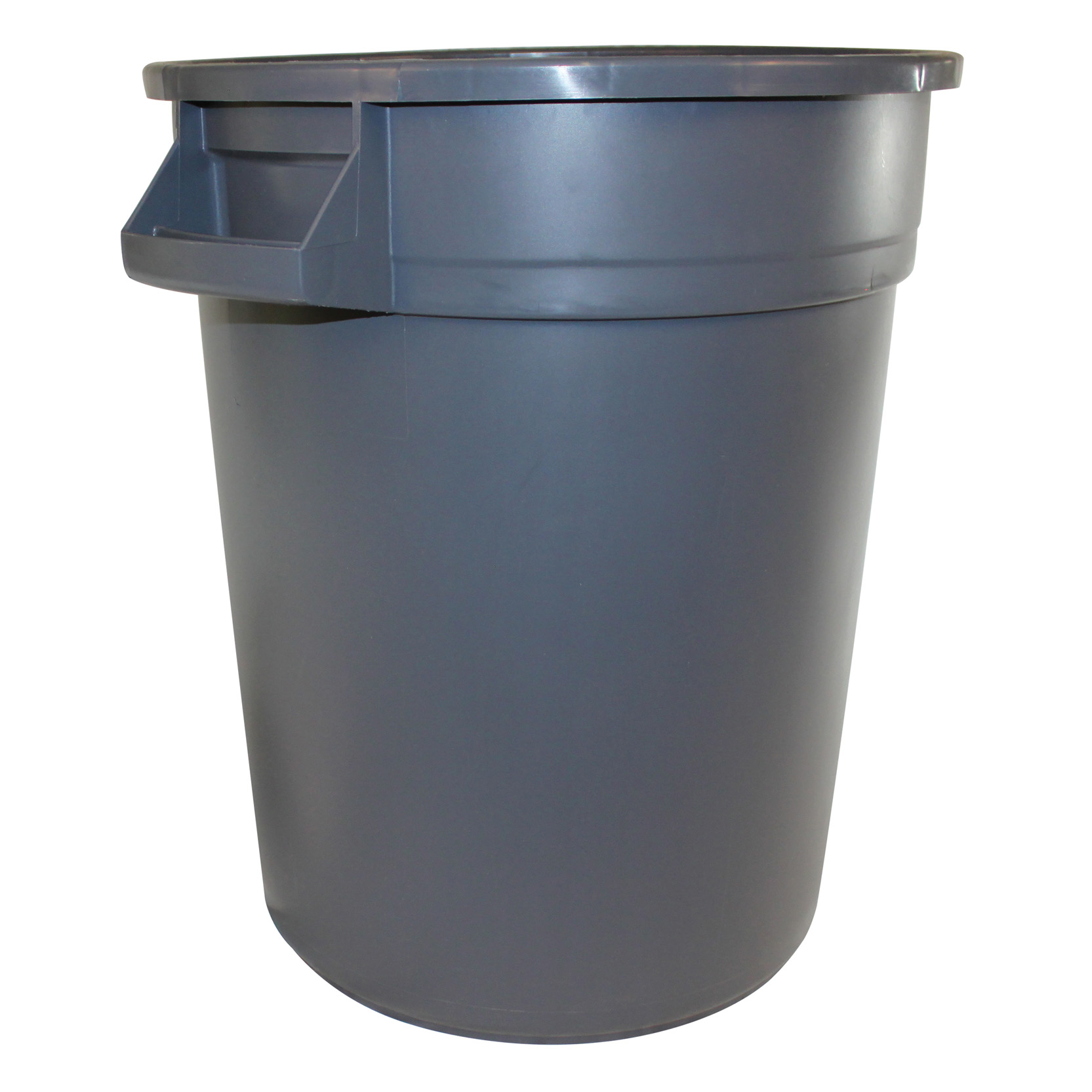 3700-02 Impact Products 7720-3 trash can / container, commercial