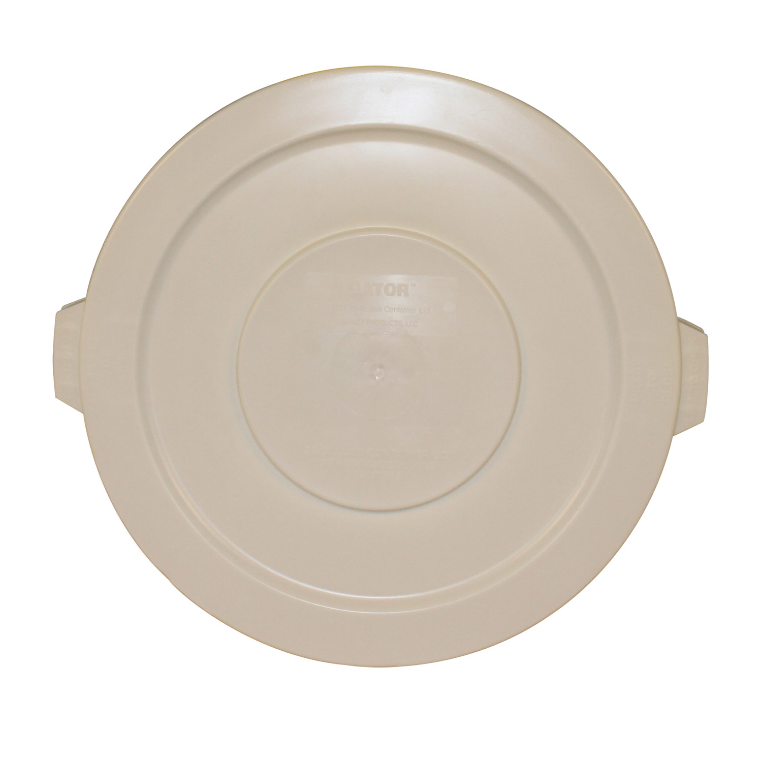 3700-023 Impact Products 7721-1 trash receptacle lid / top