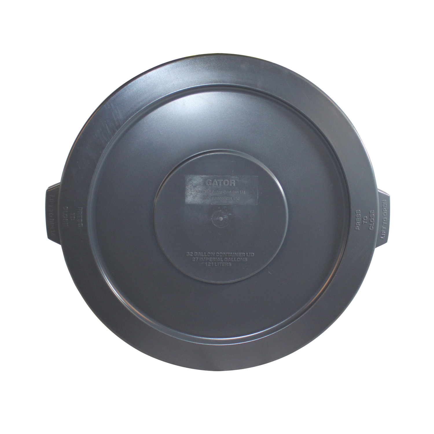 3700-032 Impact Products 7733-3 trash receptacle lid / top