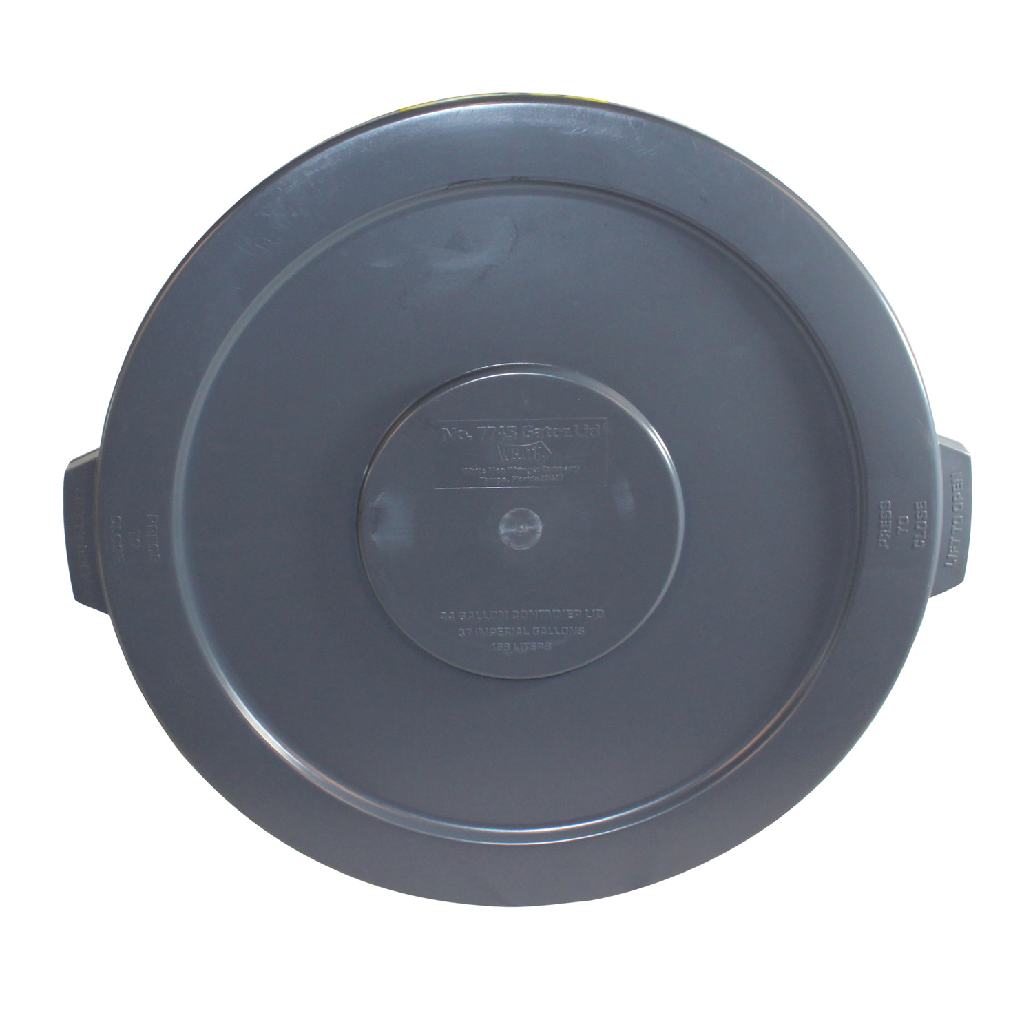 3700-043 Impact Products 7745-3 trash receptacle lid / top