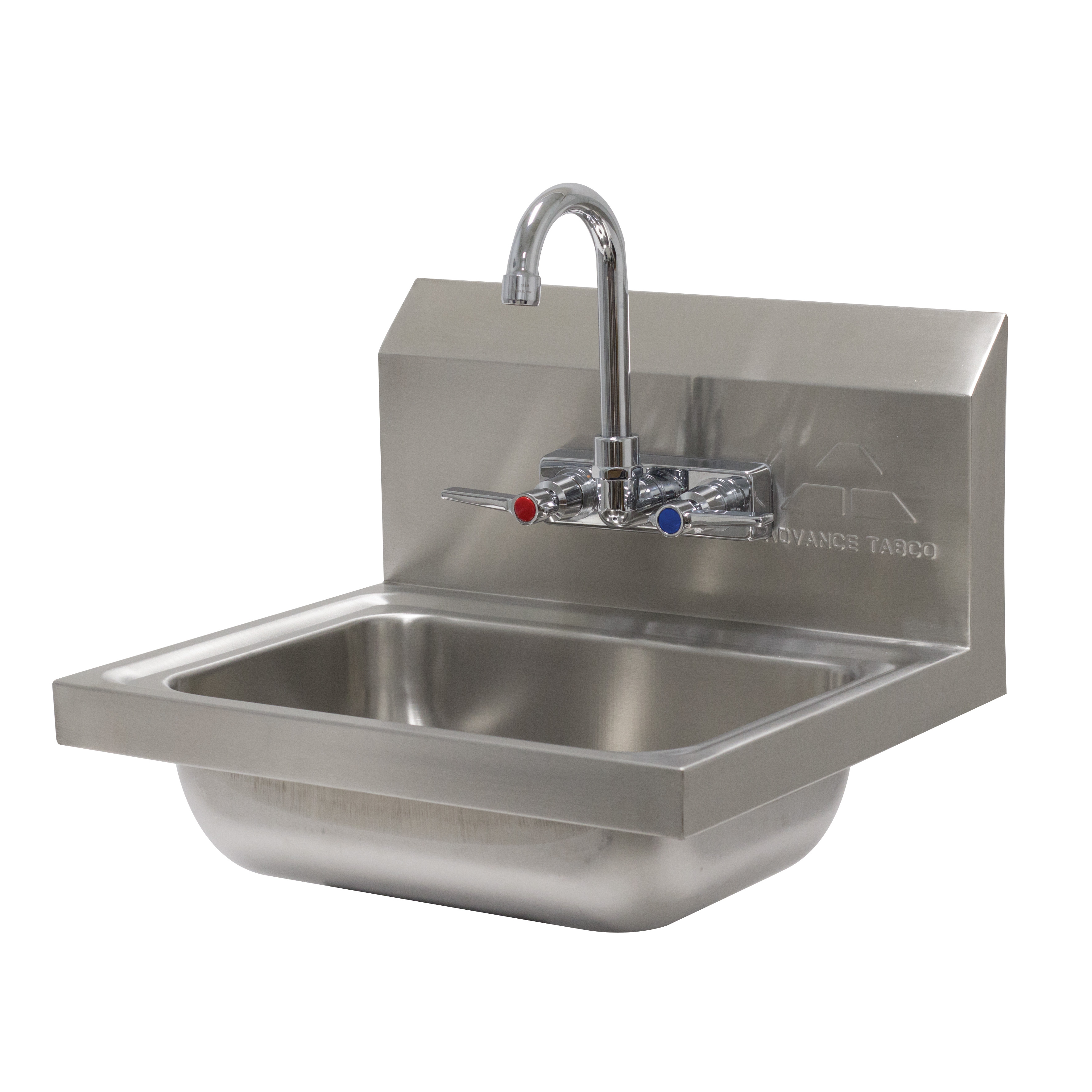 7-PS-60-1X Advance Tabco sink, hand