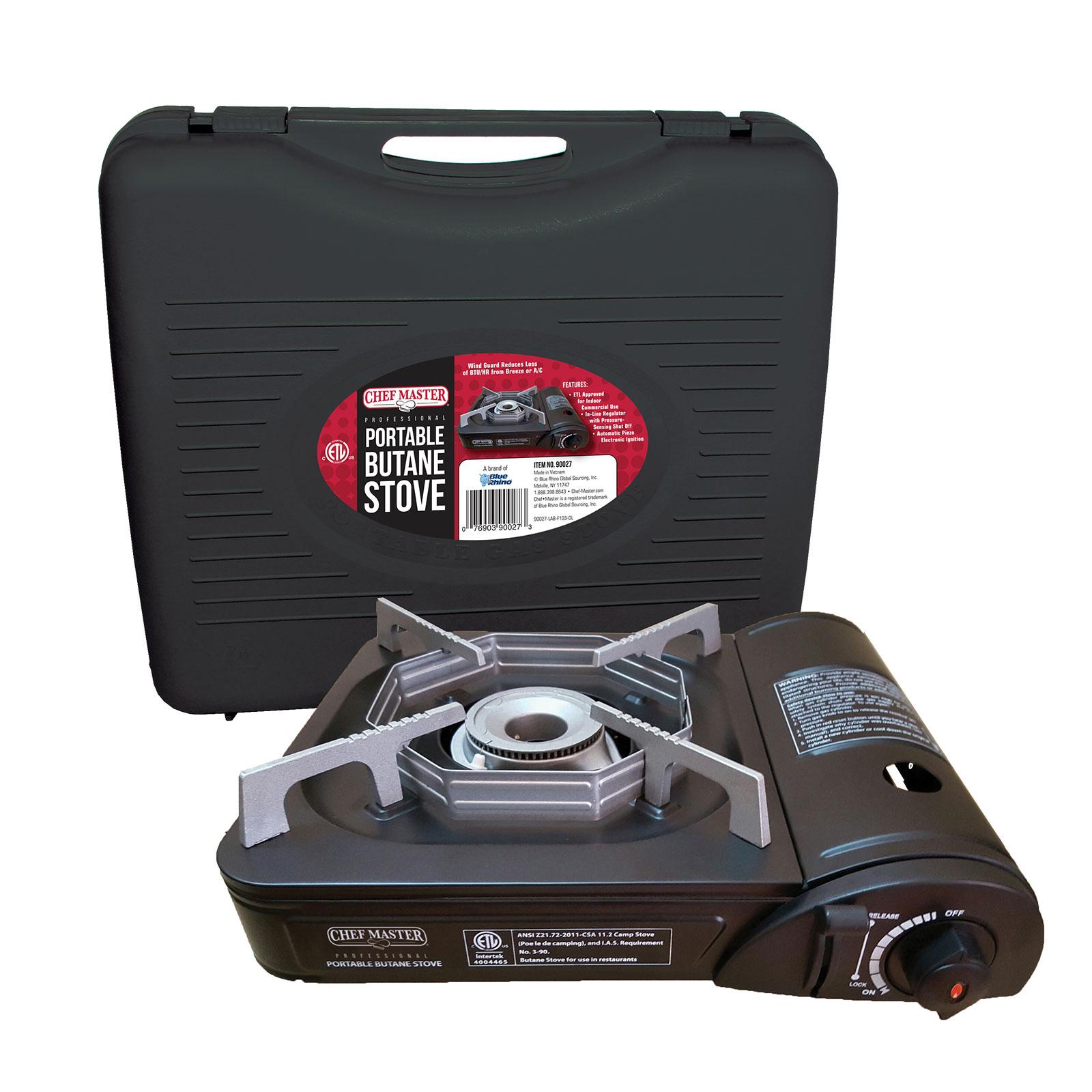 2850-91 Chef Master 90027 butane stove