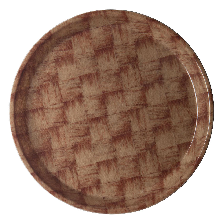 3150-30 DZ Cambro Basketweave #10 Plate 9