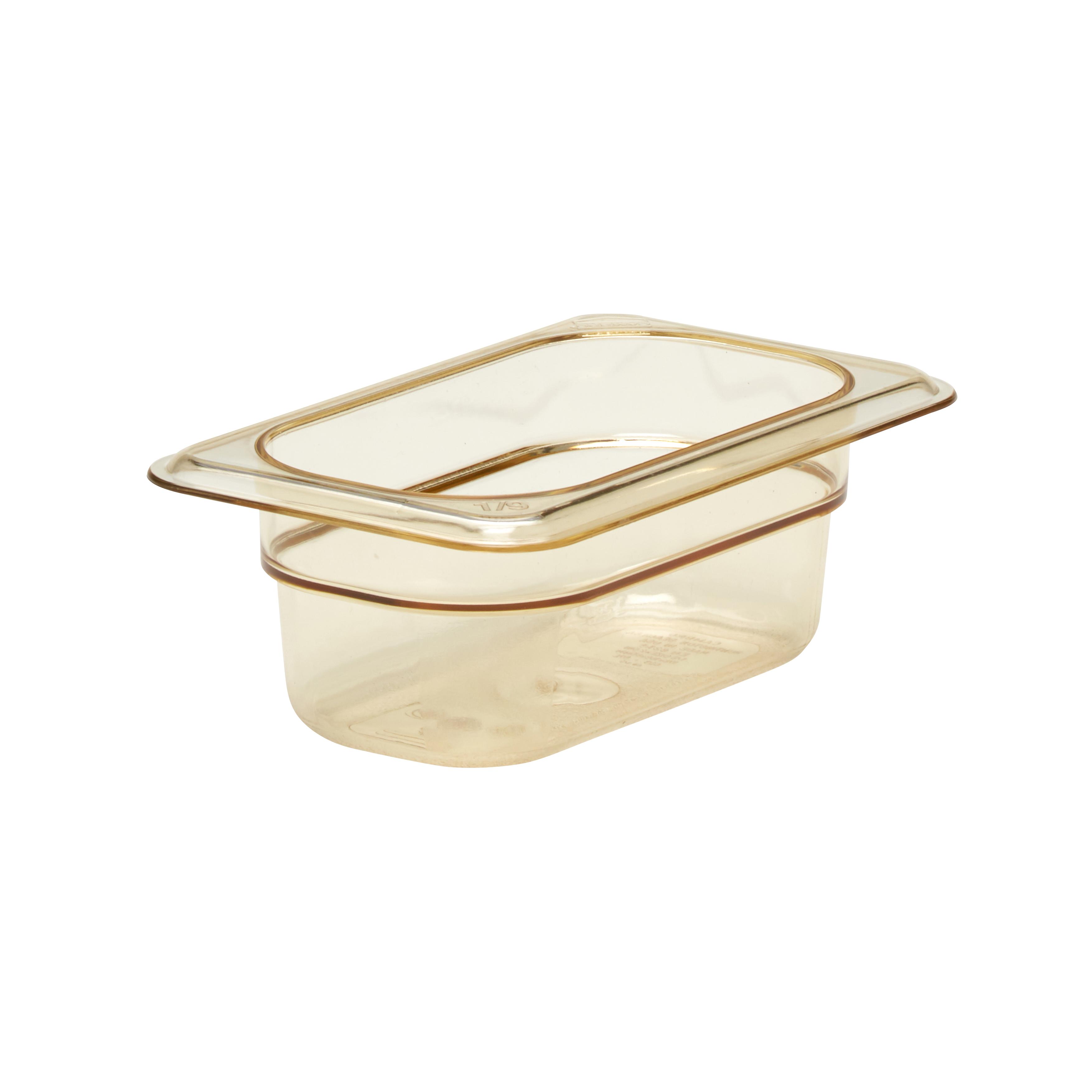 2410-139 Cambro 92HP150 food pan, hi-temp plastic