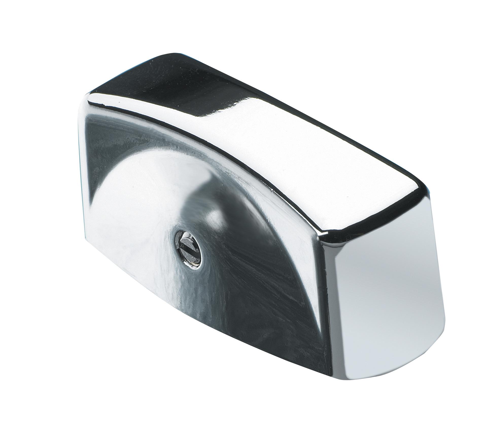 9950-11 Krowne Broiler Knob, Chrome