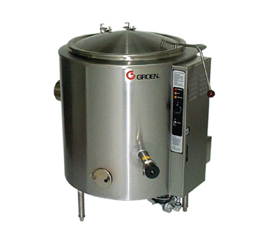 AH/1E-40 Groen kettle, gas, stationary