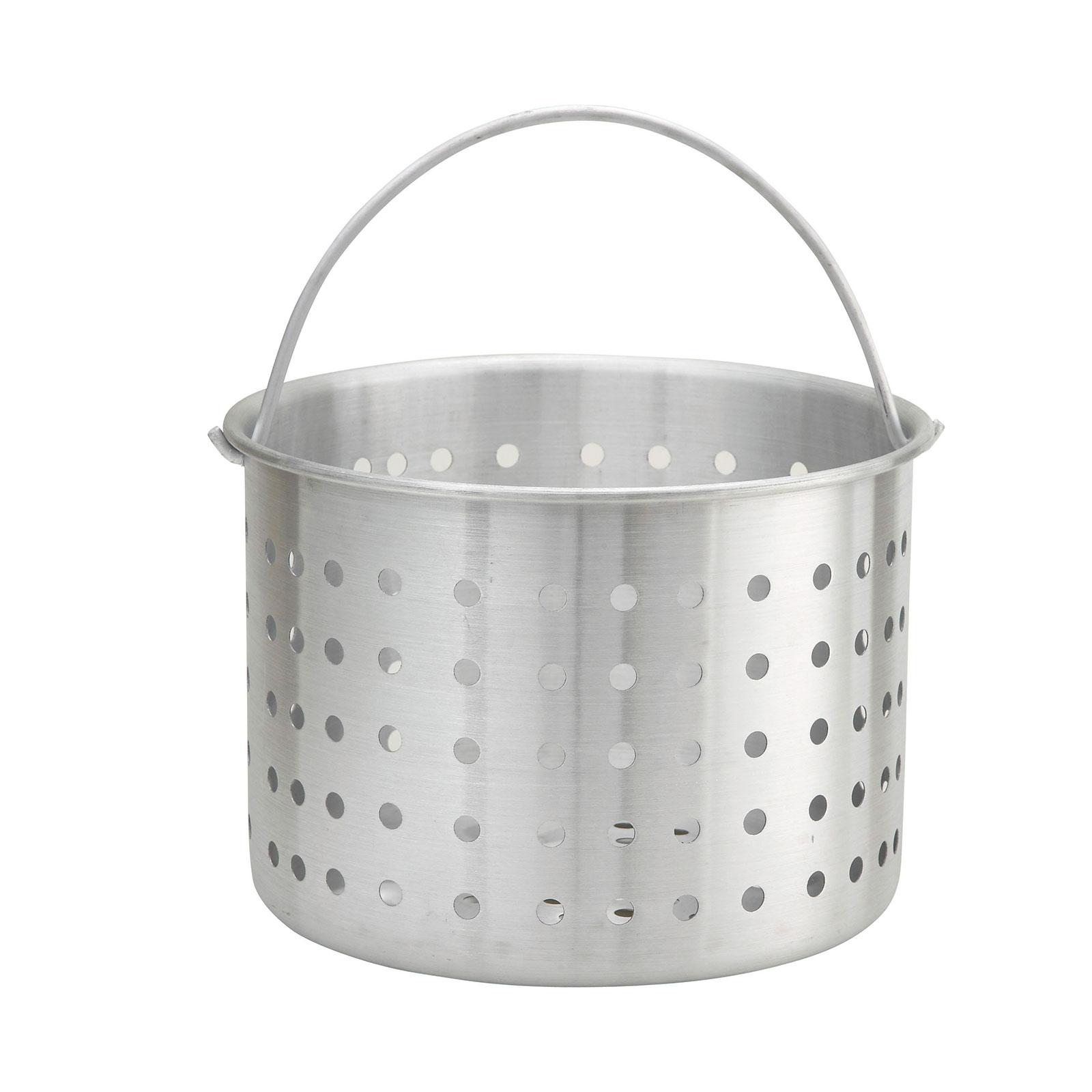 1000-34 Winco ALSB-80 stock / steam pot, steamer basket