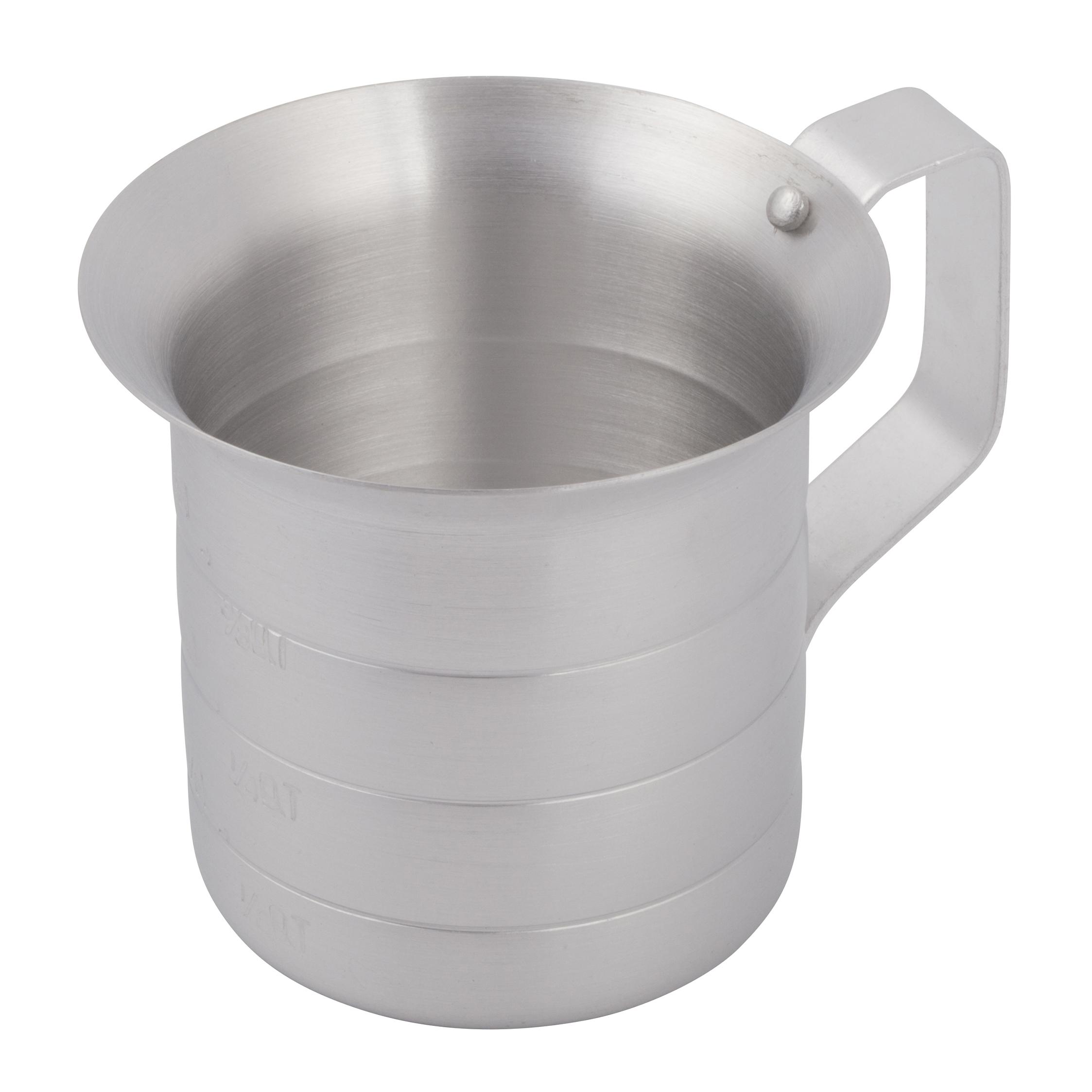 1750-10 Winco AM-05 measuring cups
