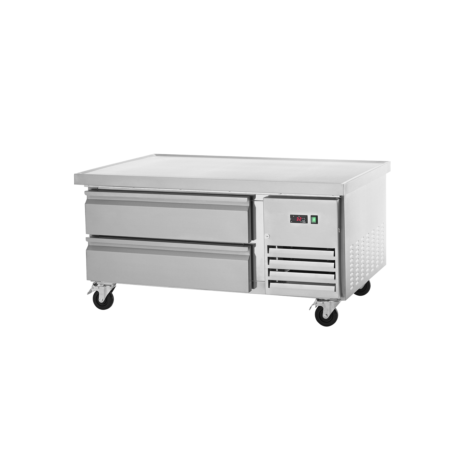 ARCB48 Arctic Air equipment stand, refrigerated base
