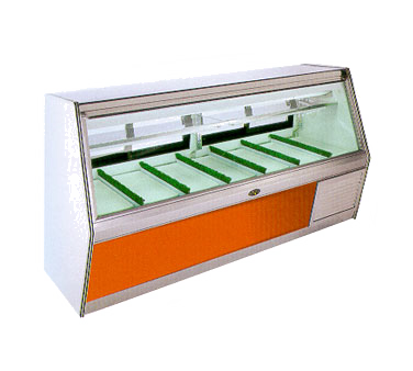 BDL-4 S/C Marc Refrigeration display case, red meat deli