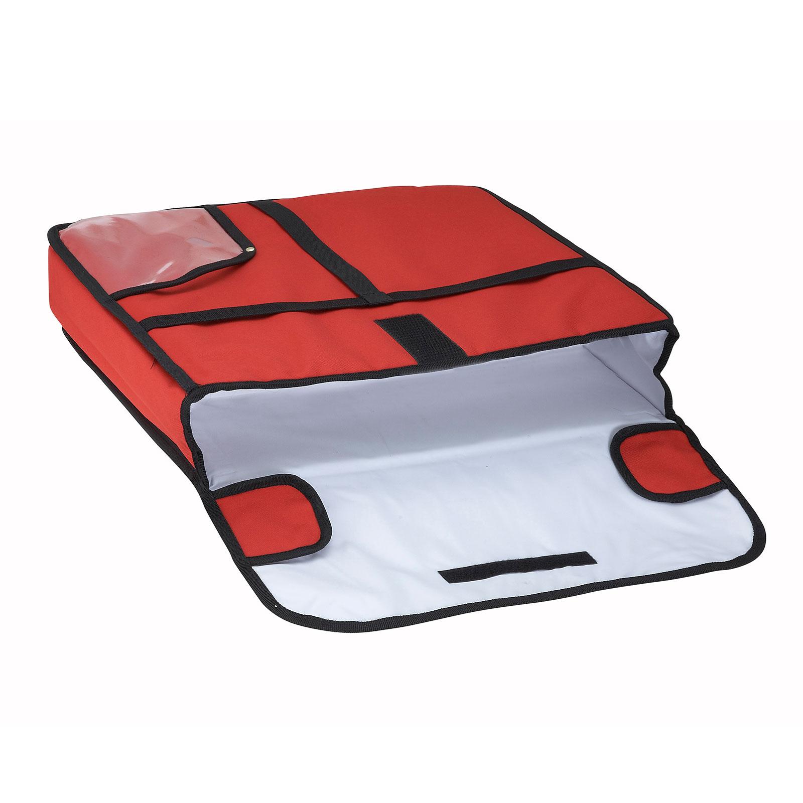2100-10 Winco BGPZ-20 pizza delivery bag