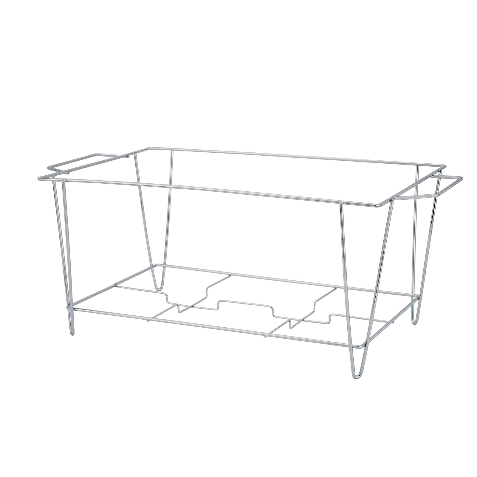 2850-20 Winco C-3F chafing dish frame / stand