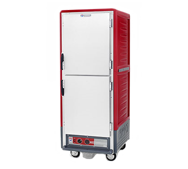 C539-HDS-4 Metro heated cabinet, mobile