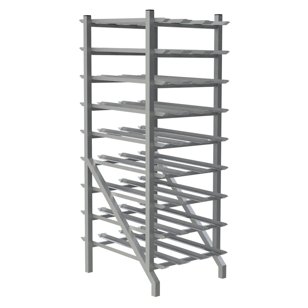 CR162 Choice Equipment can storage rack
