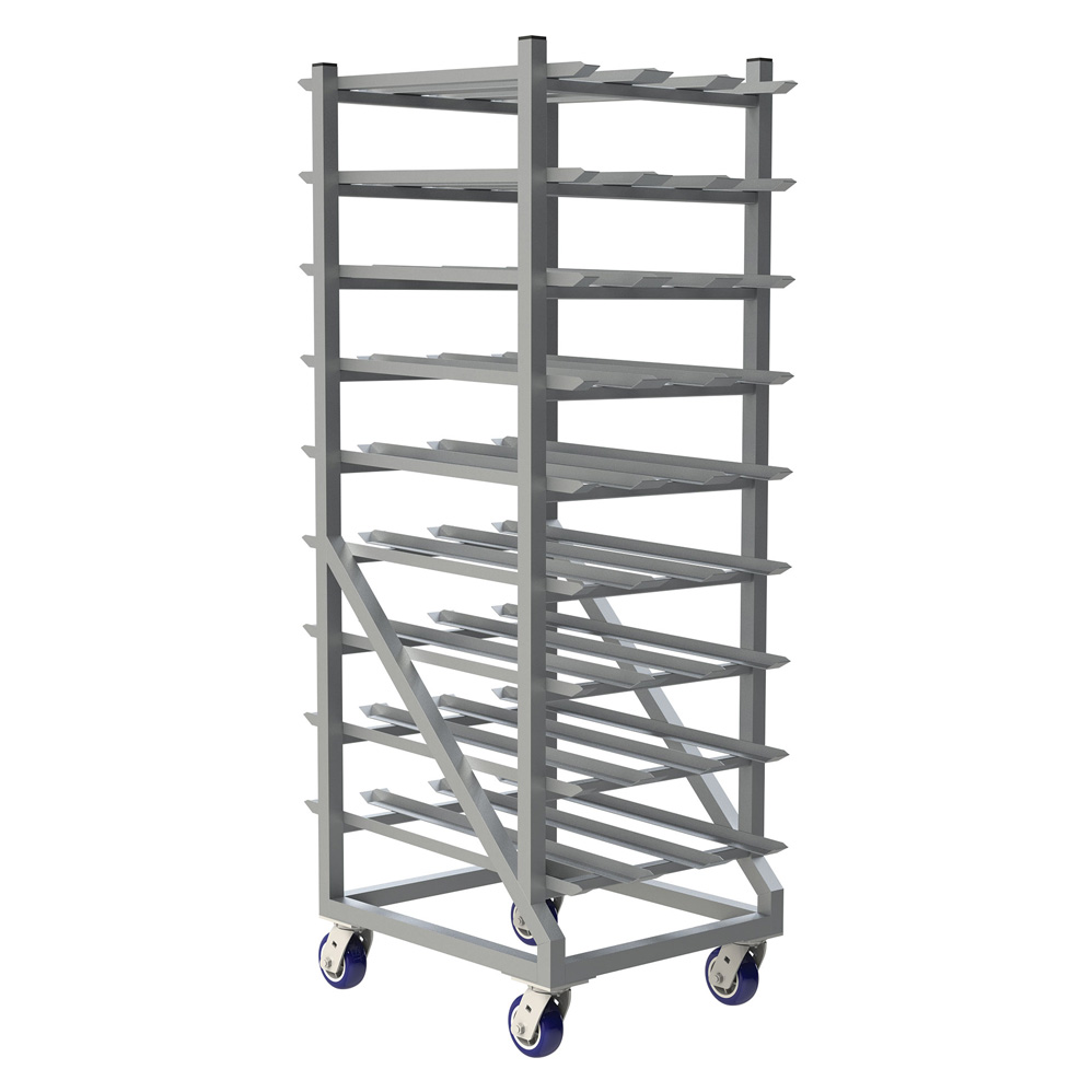 CR162M Choice Equipment can storage rack