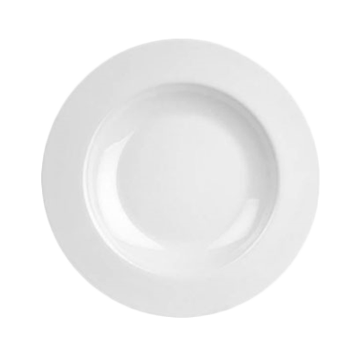 3325-75 DZ Thunder Group CR5811W soup salad pasta cereal bowl, plastic