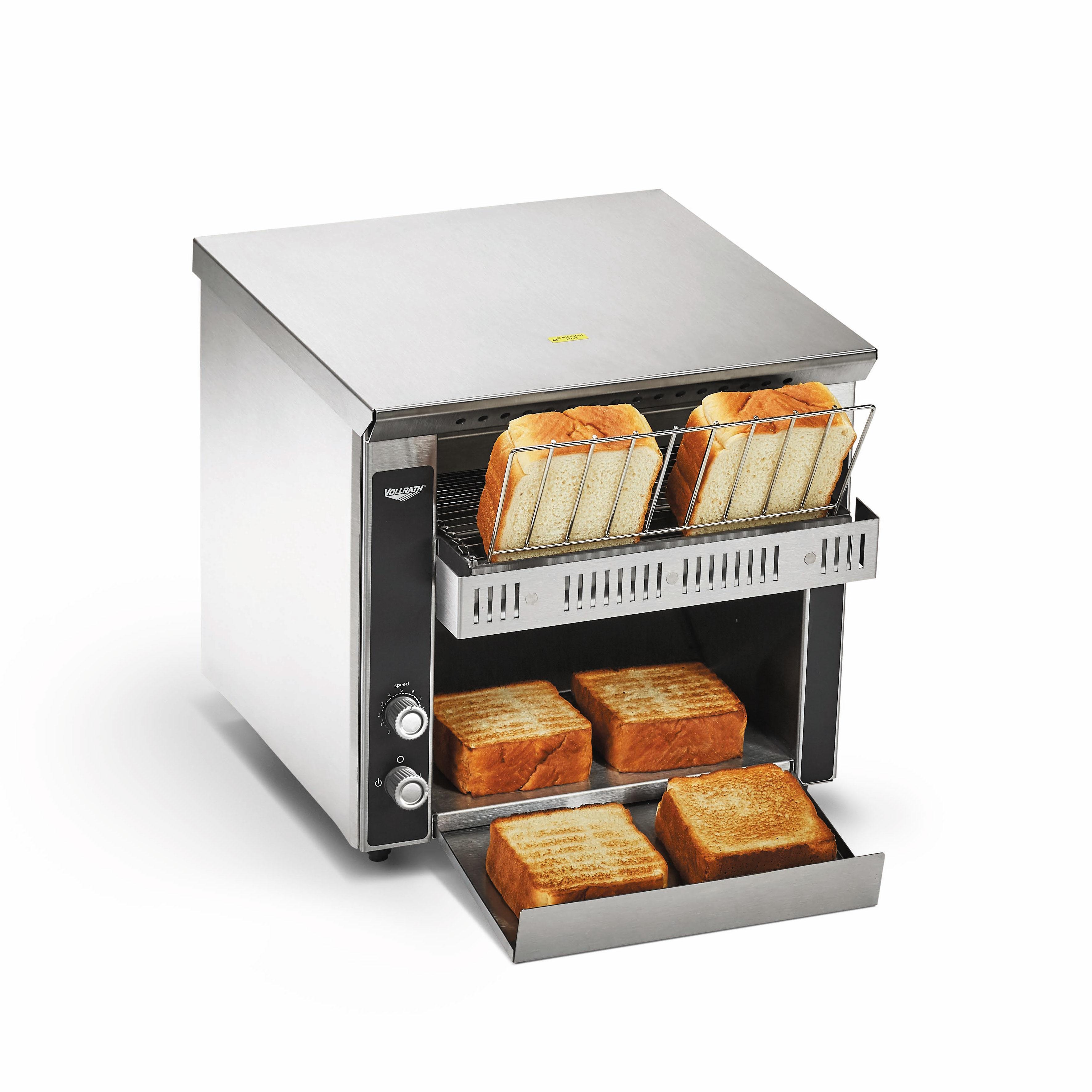 CT2H-120250 Vollrath toaster, conveyor type