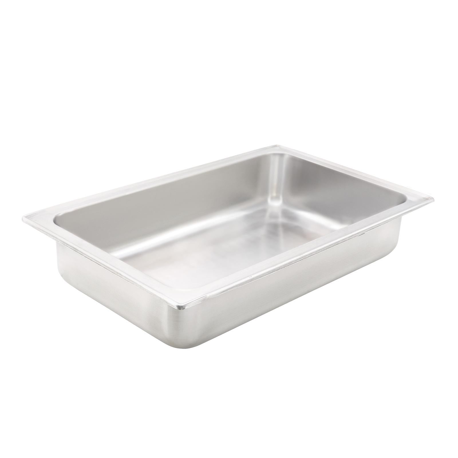 2850-3 Winco C-WPF chafing dish pan