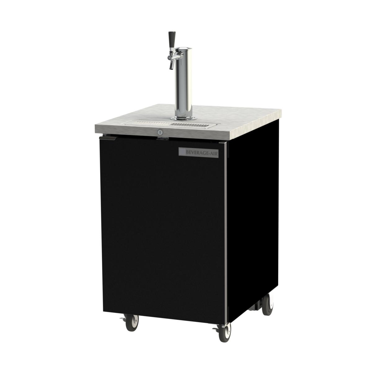 DD24HC-1-B Beverage Air draft beer cooler