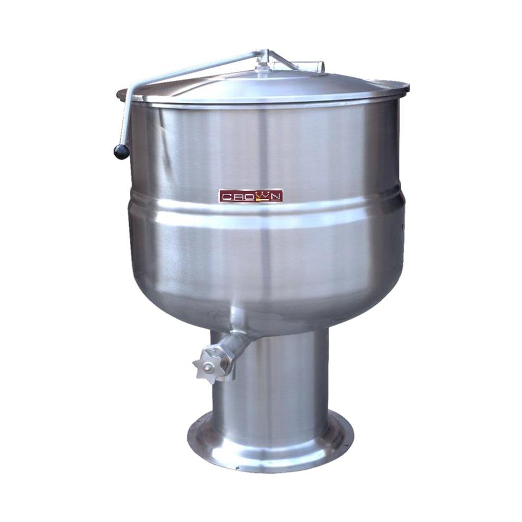 2600-135 Crown Brands, LLC DP-30 disher, standard round bowl