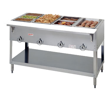 E304SW Duke Manufacturing serving counter, hot food, electric
