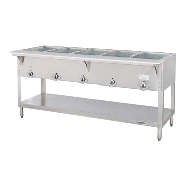 E305SW Duke Manufacturing serving counter, hot food, electric