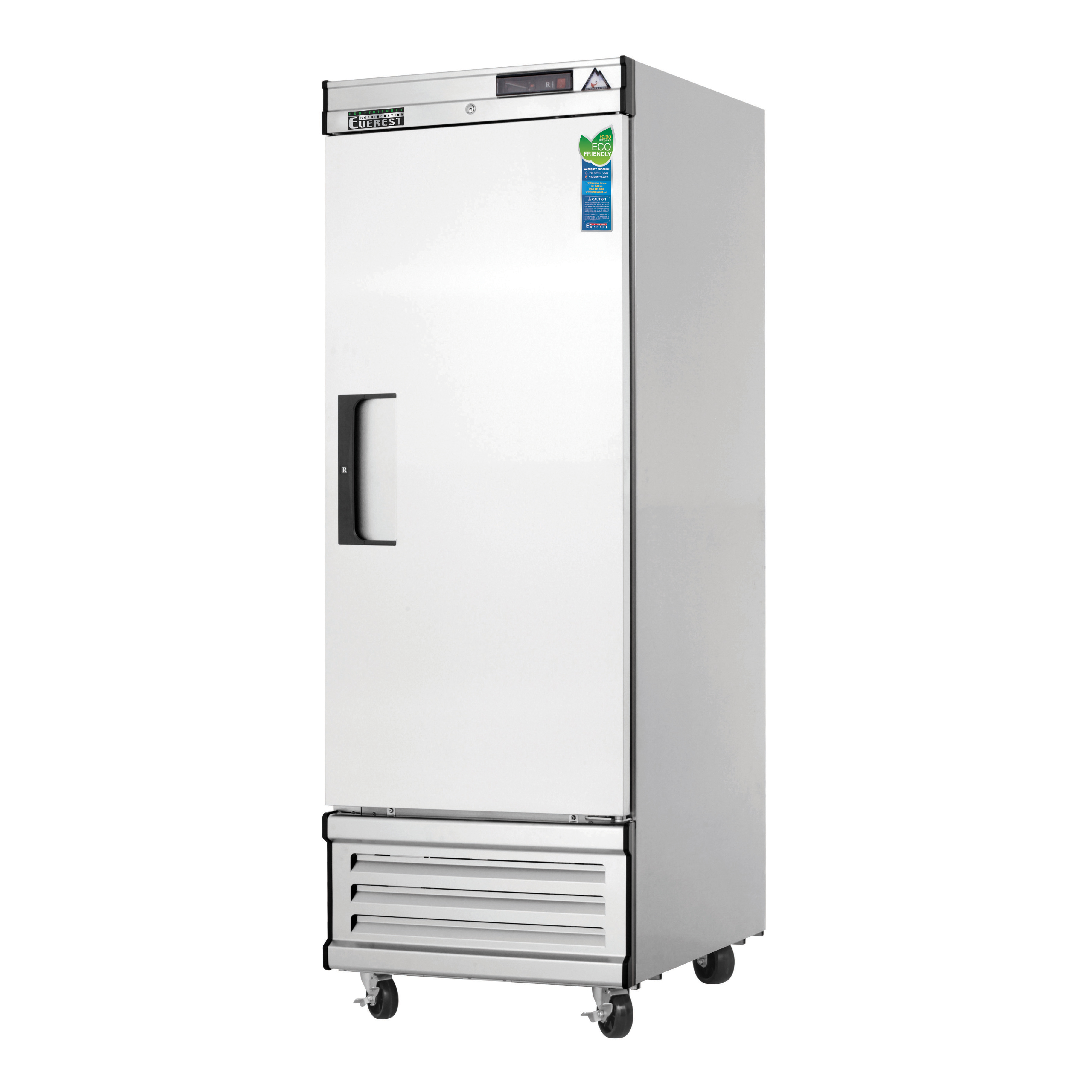 EBF1 Everest Refrigeration freezer, reach-in