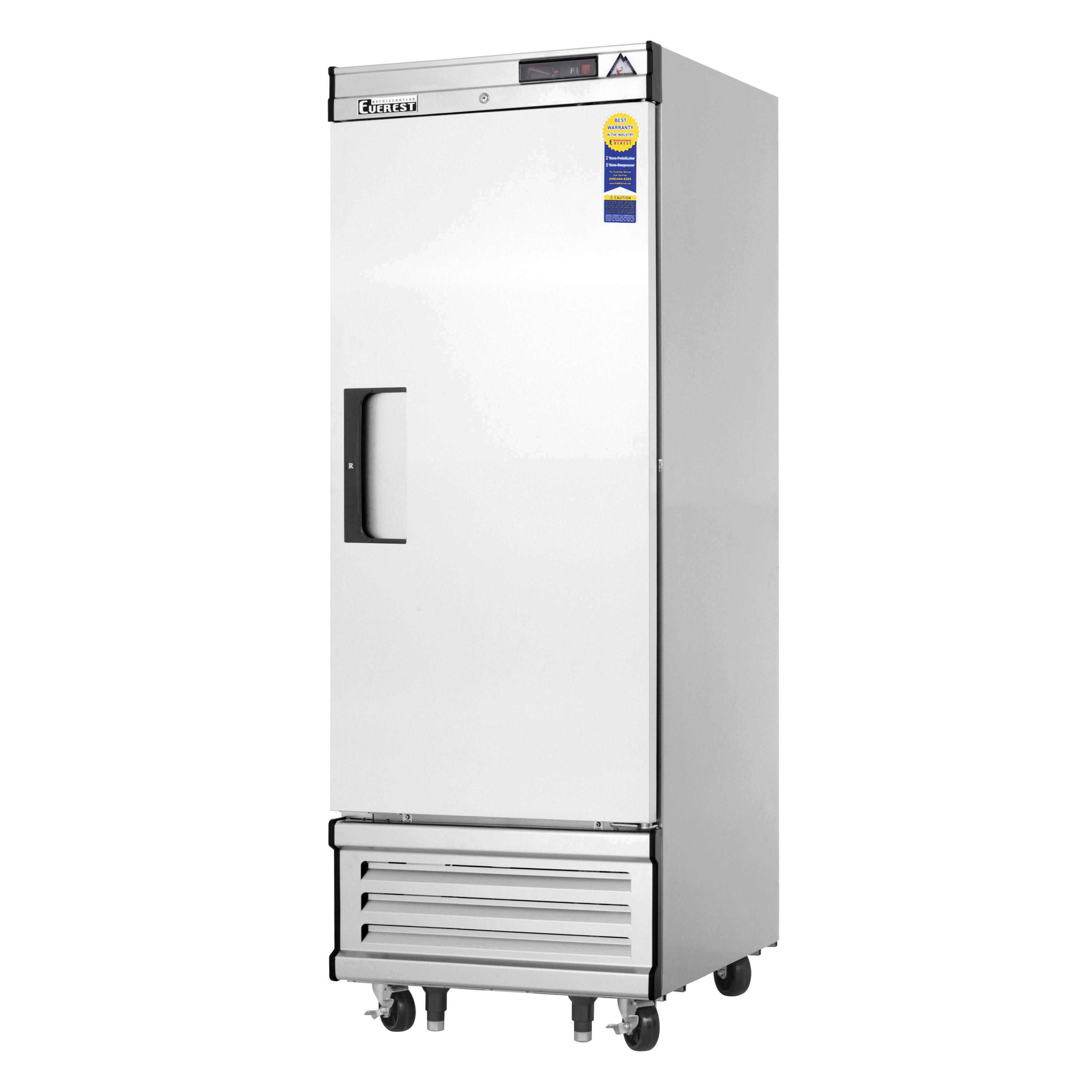 EBWF1 Everest Refrigeration freezer, reach-in