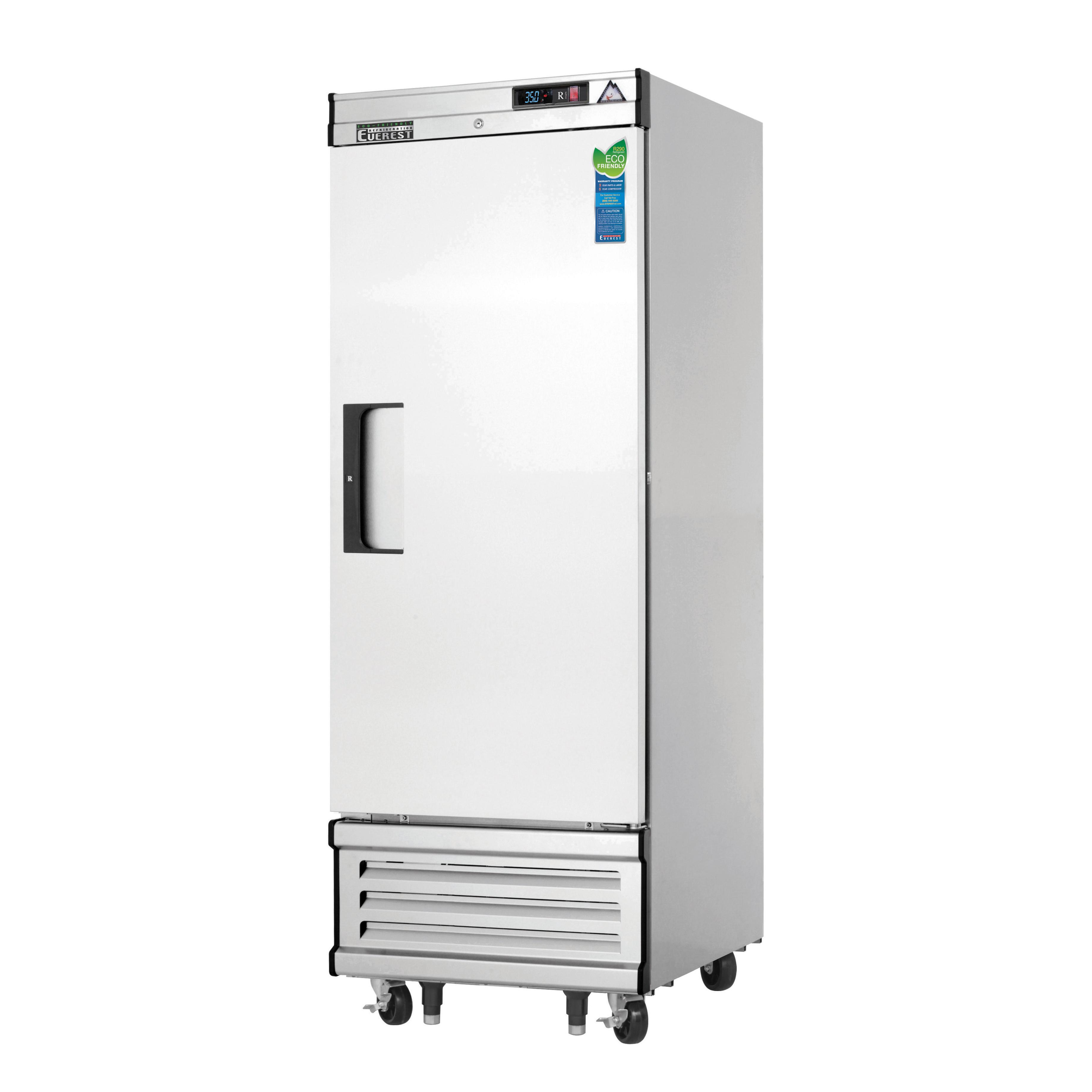 EBWR1 Everest Refrigeration refrigerator, reach-in