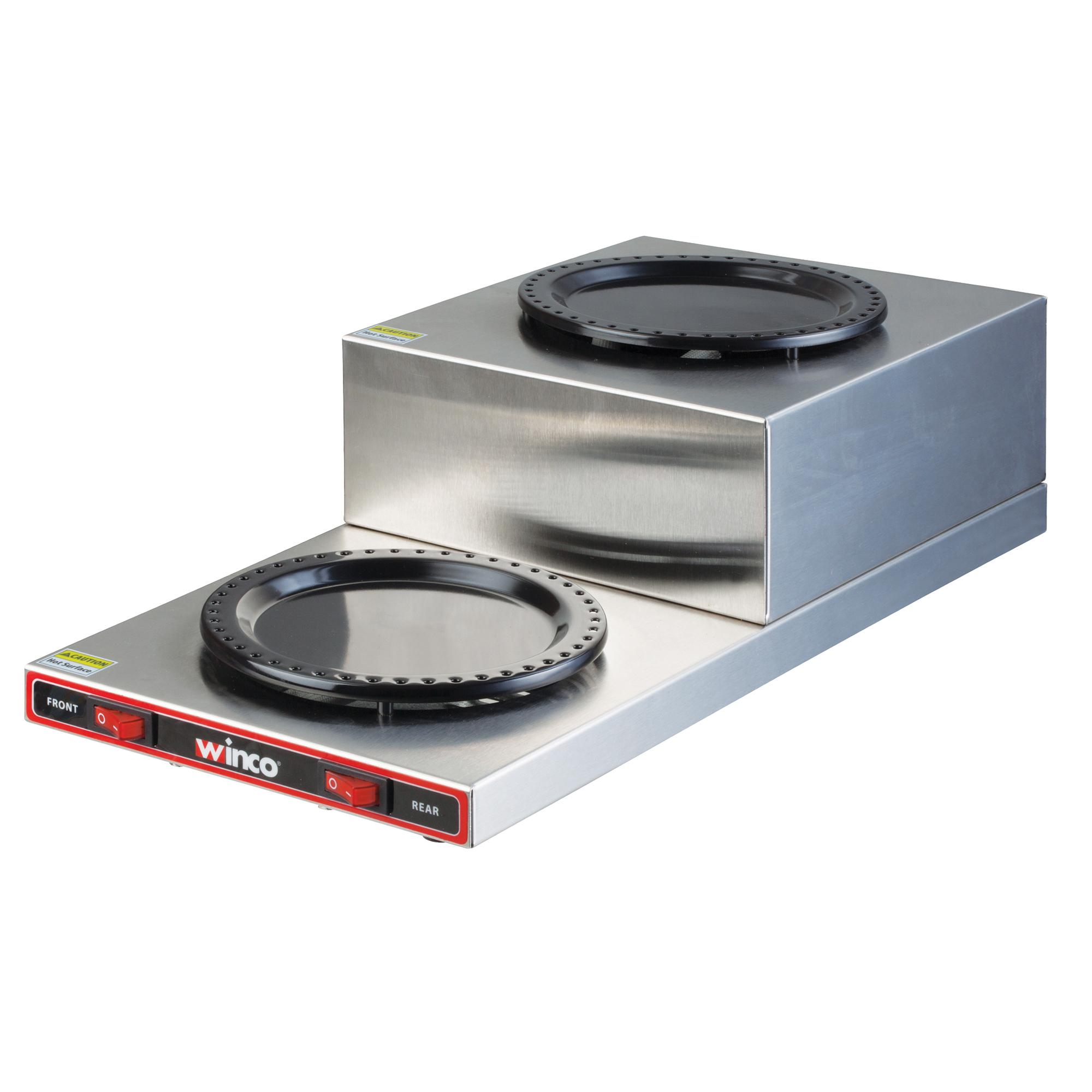 3350-31 Winco ECW-2S coffee warmer