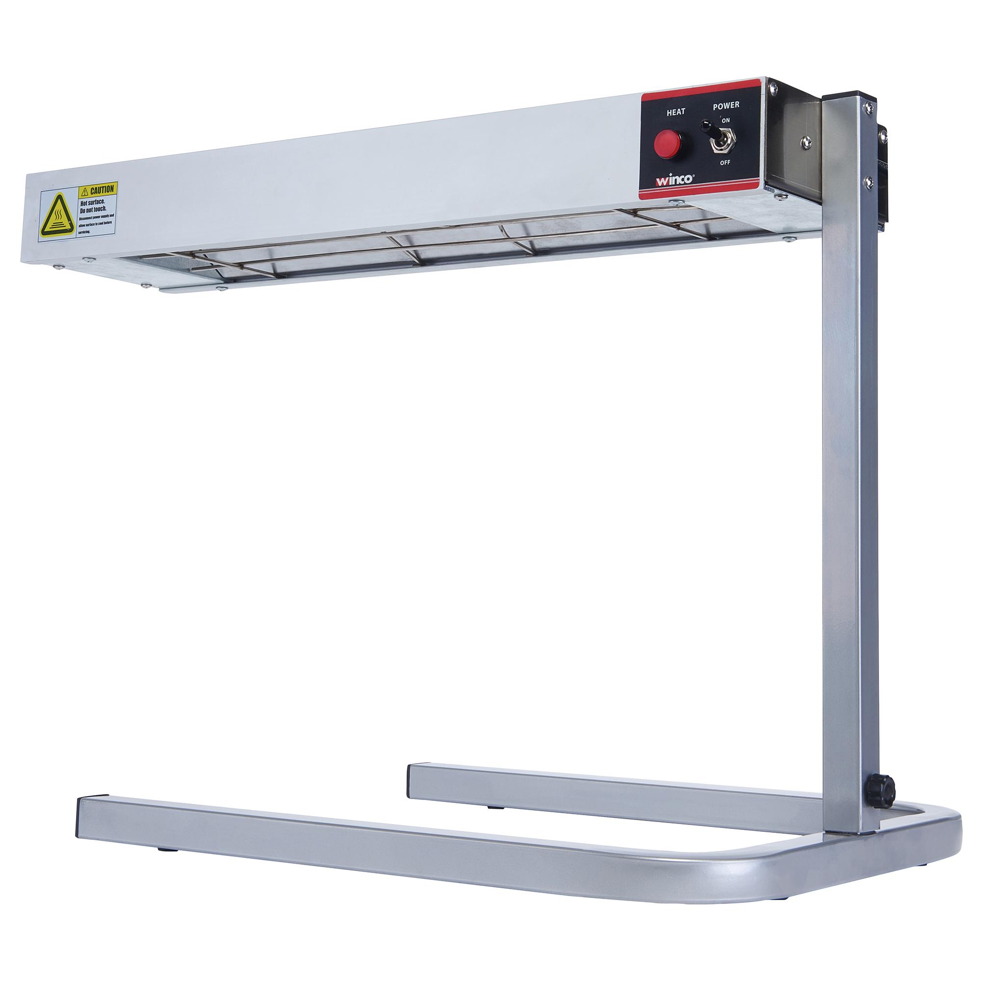 4975-22 Winco ESH-1 heat lamp, strip type