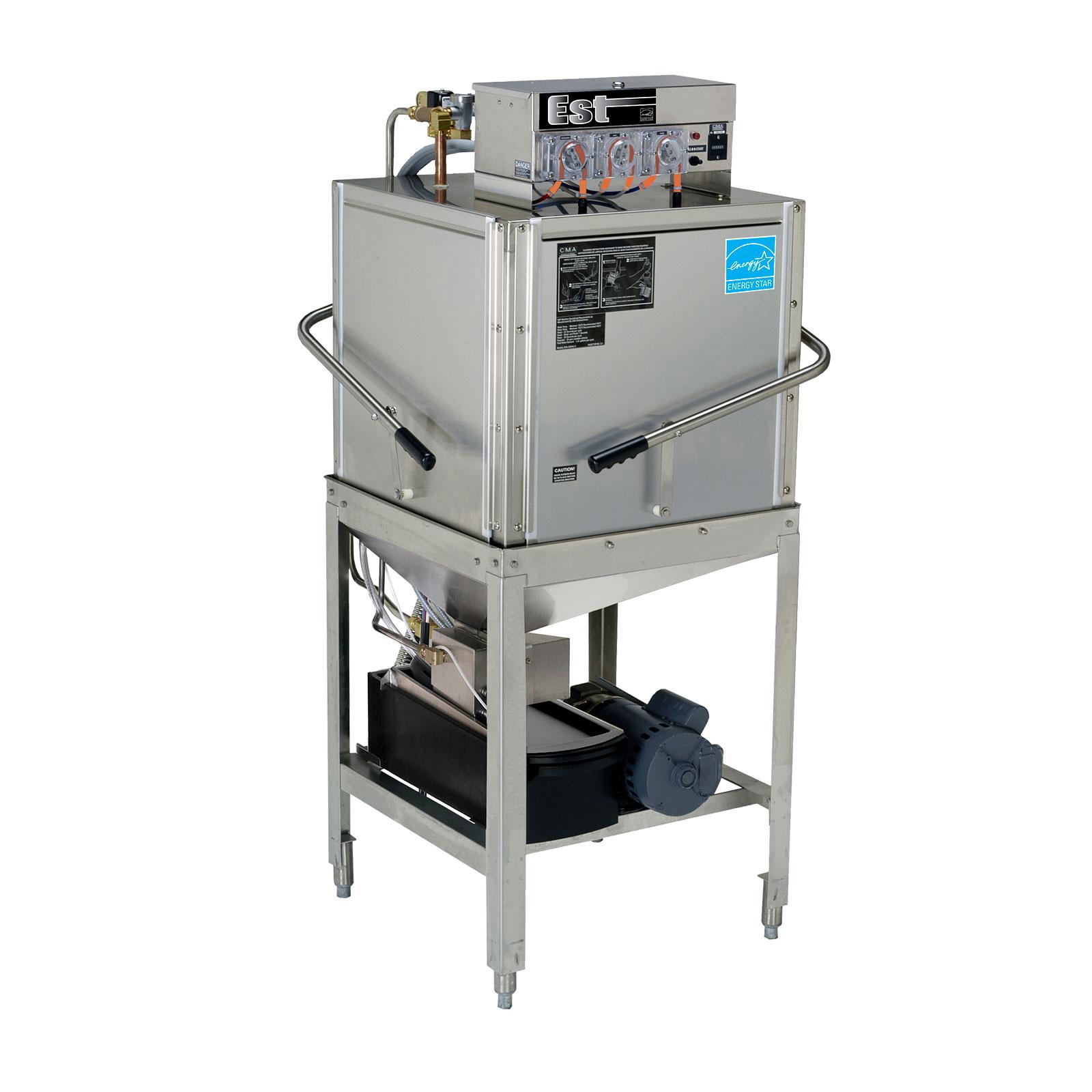 EST-C CMA Dishmachines dishwasher, door type