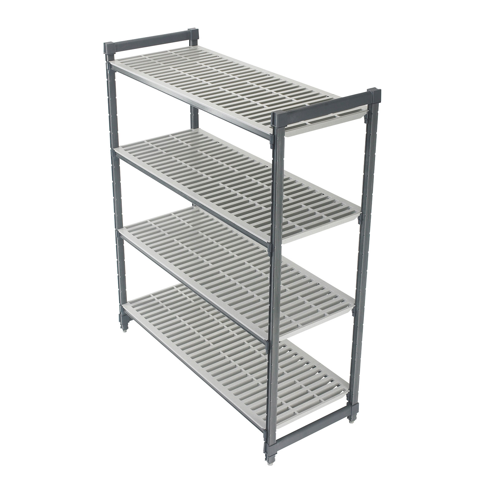 ESU213672V4580 Cambro shelving unit, all plastic