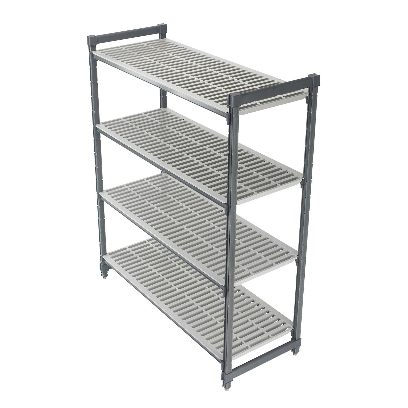 ESU216084580 Cambro shelving unit, all plastic