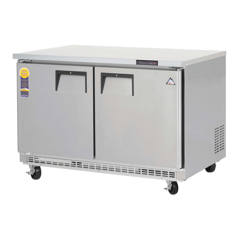 ETBF2 Everest Refrigeration freezer, undercounter, reach-in