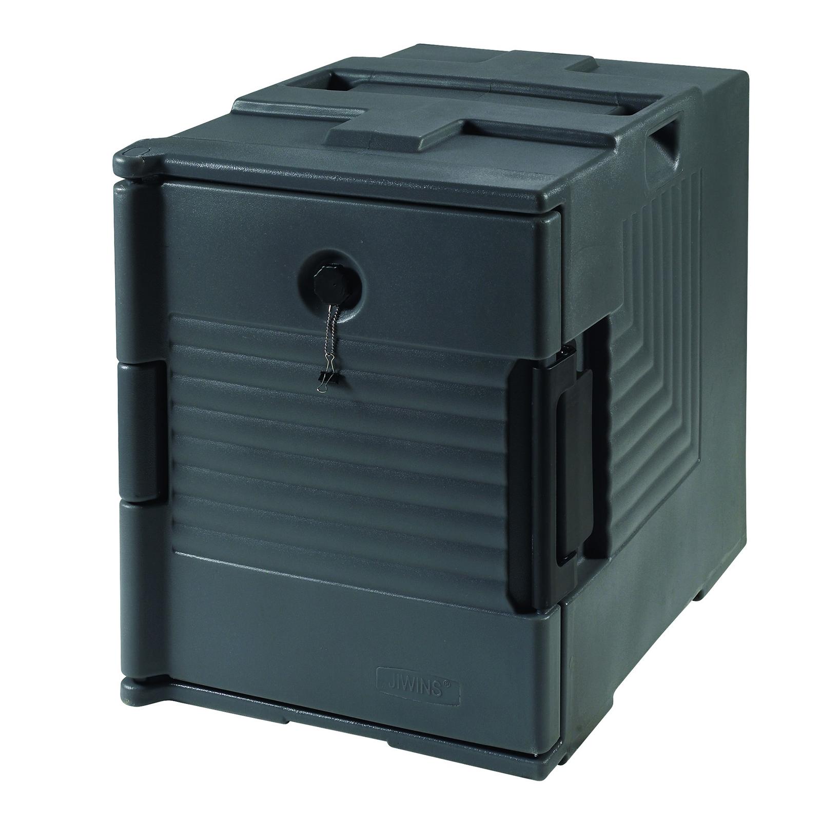 4850-30 Winco IFT-1 cabinet, enclosed, bun / food pan