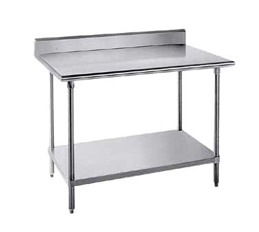 KSS-246 Advance Tabco work table, 63