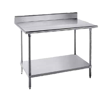 KSS-308 Advance Tabco work table, 85