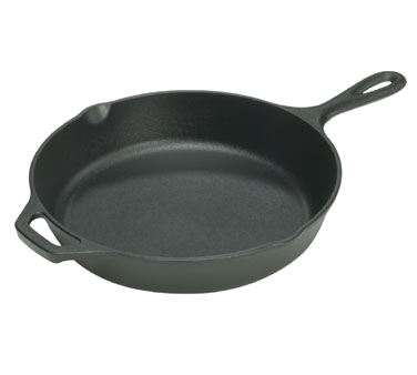 1150-59 Lodge Manufacturing L8SK3 cast iron fry pan