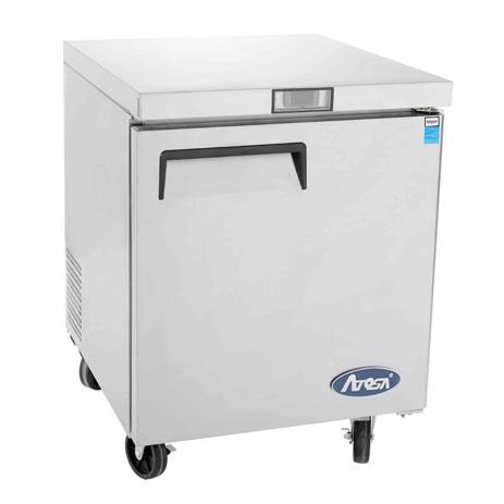 MGF8401 Atosa USA refrigerator, undercounter, reach-in
