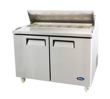 MSF8302 Atosa USA refrigerated counter, sandwich / salad unit