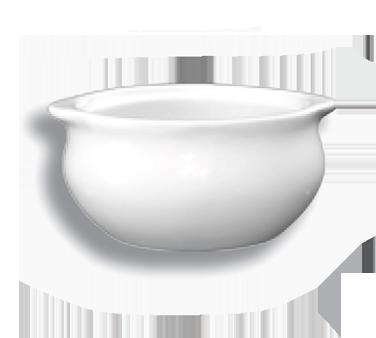 3050-125 International Tableware OSC-12-EW soup bowl crock, onion