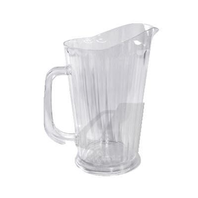 4000-16 Crestware P60T pitcher, plastic