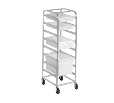 PBA708 Channel Manufacturing bus box / tub storage rack / cart