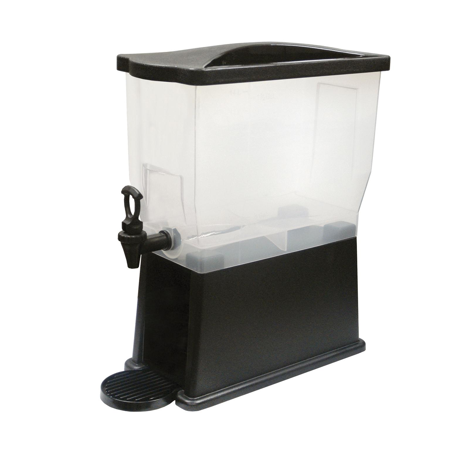 2550-28 Winco PBD-3 beverage dispenser, non-insulated