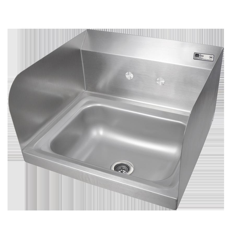 PBHS-W-1410-SSLR John Boos sink, hand