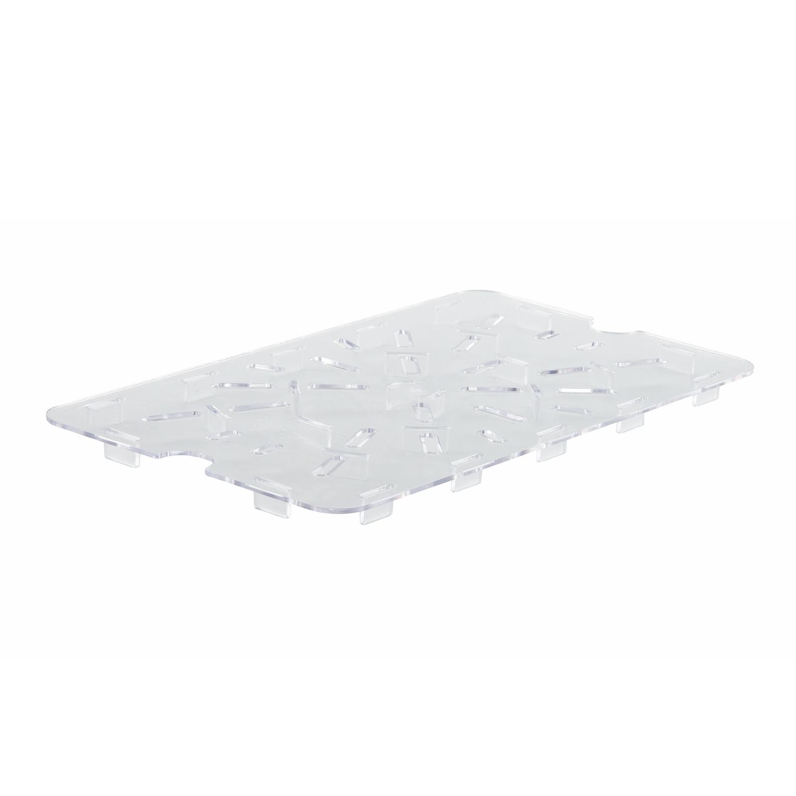 2700-809 Winco PFSH-DS food pan drain tray