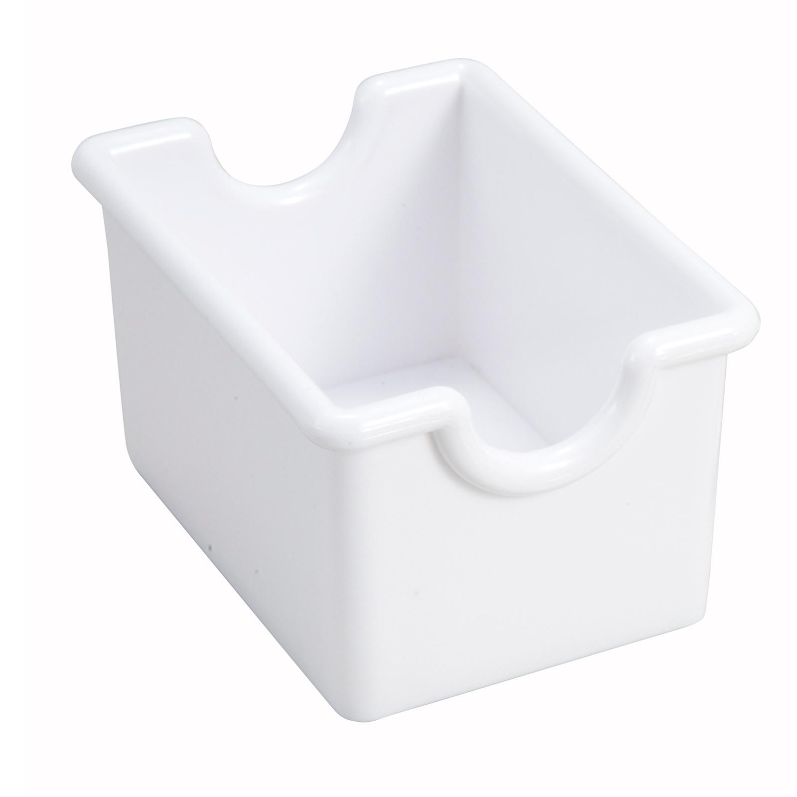 3103-15 Winco PPH-1W sugar packet holder / caddy