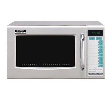 4975-41 Sharp R-21LTF microwave oven