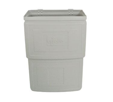 3600-011 Crown Brands, LLC RB-168N trash receptacle, for bus cart